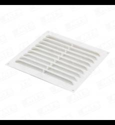 Ventilacion Pvc 30 X 30   Blanca