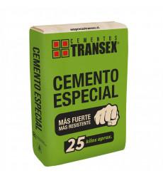 Cemento Transex Saco 25 Kg