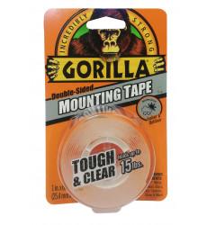 Gorilla Cinta Doble Fas 1,52mts Transp. 60650-50116