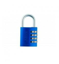 Abus Candado Aluminio 145/40 Azul Clave  49523-6