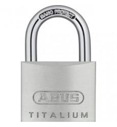 Abus Candado Aluminio Titalium 64ti/40 Kd  55015-7
