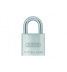 Abus Candado Aluminio Titalium 64ti/20 Kd  56361-4