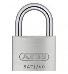 Abus Candado Aluminio Titalium 64ti/30 Kd  56363-8