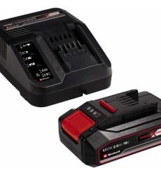 Einhell Cargador + Bateria 2.5ah 4512097