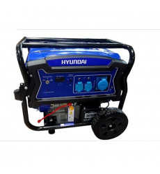 Hyundai Generador 6.5kw P/elec 82hyg9250e