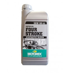 Motorex 4-stroke 20w/50 1 Litro