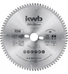 "Kwb Hoja Sierra 10"" 80d 49589467"