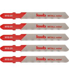 Kwb Jigger Hoja De Sierra De Calar Metal 5pack G 49611325