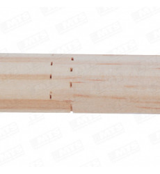Moldura Guardapolvo Chaflan     13x68x3000mm