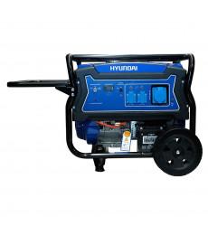 Hyundai Generador 5,5kw P/elec 82hyg7750e