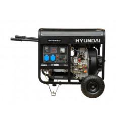 Hyundai Generador Diesel 6.0kw 78dhy8000le