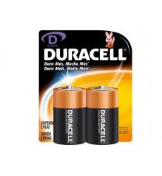 Pila Duracel Grande   1300 D  X  2