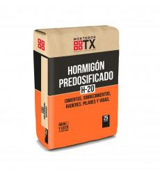 Transex Hormigon Predosificado H20 25 Kg