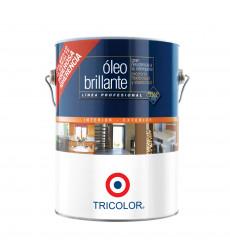 Tricolor Oleo Brillante Prof. Blanco 1gl