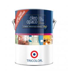 Tricolor Oleo Opaco Prof. Blanco 1gl