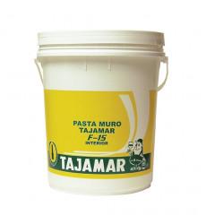 Tajamar Pasta Latex F-15             1 Tineta
