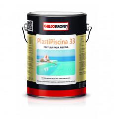 Pintura Piscina .plastipiscinaina 33 Azul Tahiti Gl