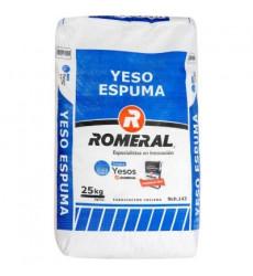 Yeso Espuma 25 Kg